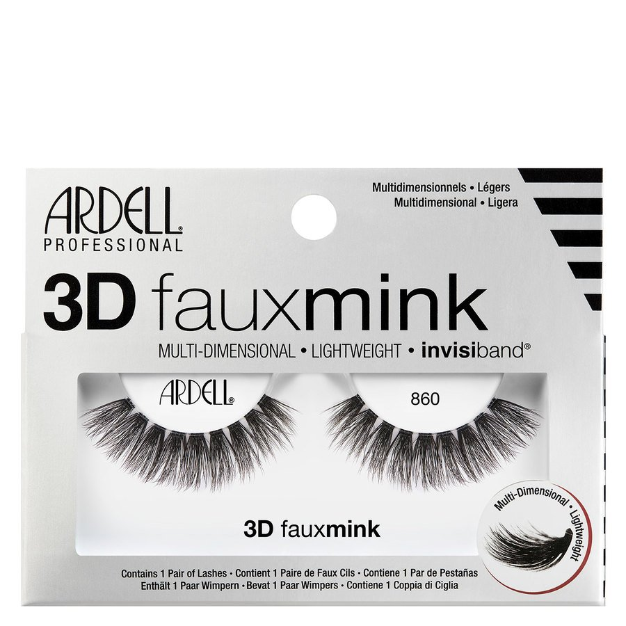 Ardell 3D Faux Mink 860