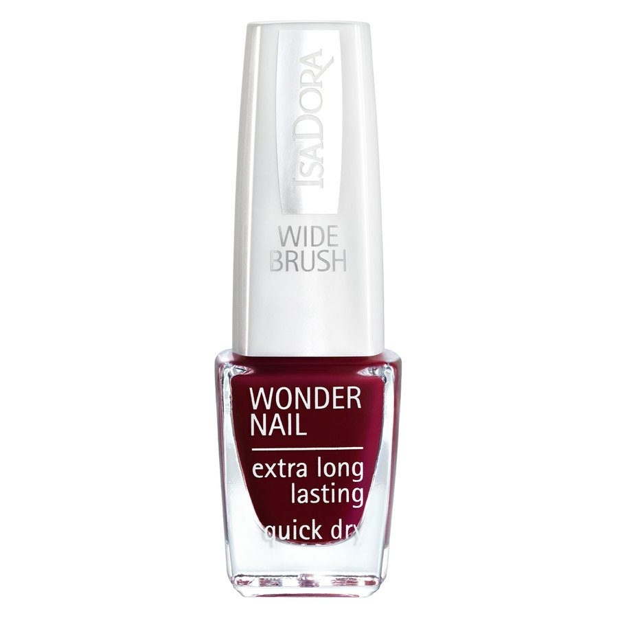 IsaDora Wonder Nail Wide Brush #641 Femme Fatal 6ml