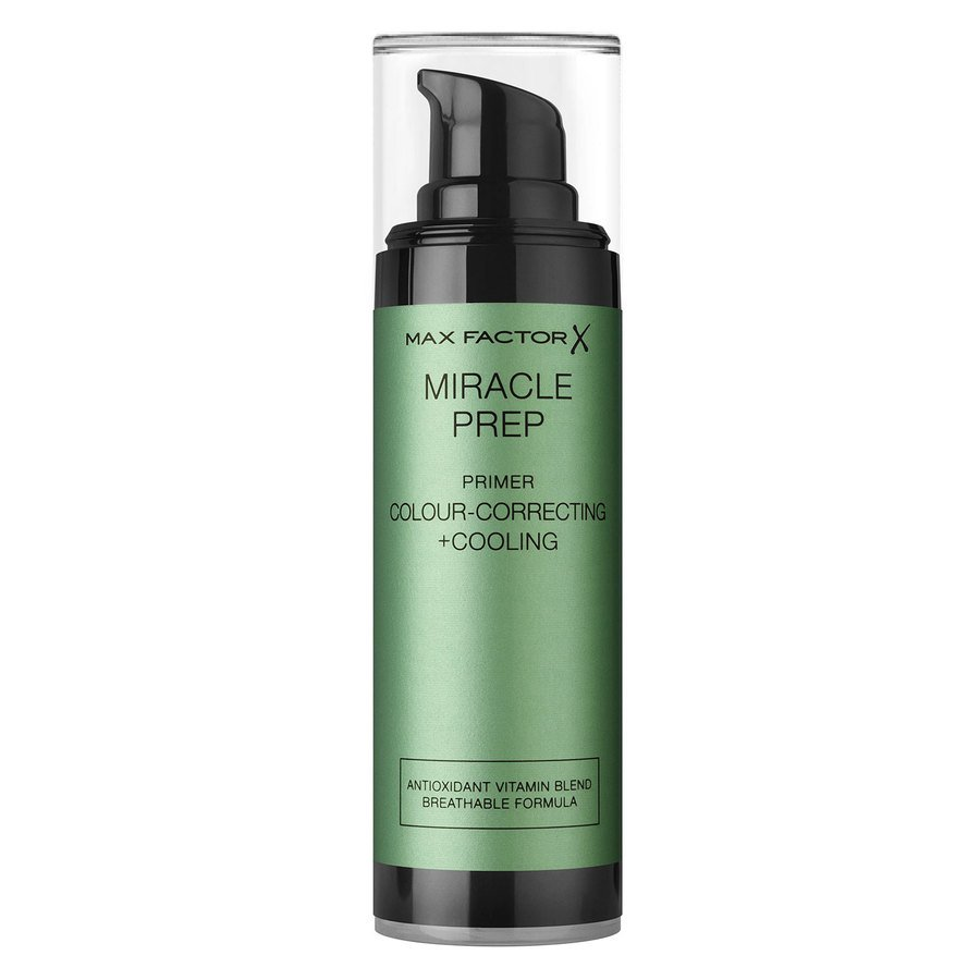 Max Factor Colour Correcting  + Cooling Primer 30ml