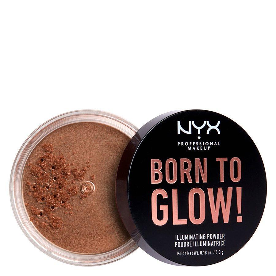 NYX Professional Makeup Born To Glow Illuminating Powder Desert Night 5,3g