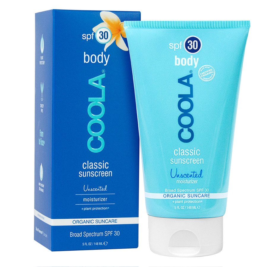 Coola Classic Body SPF30 Unscented 148ml