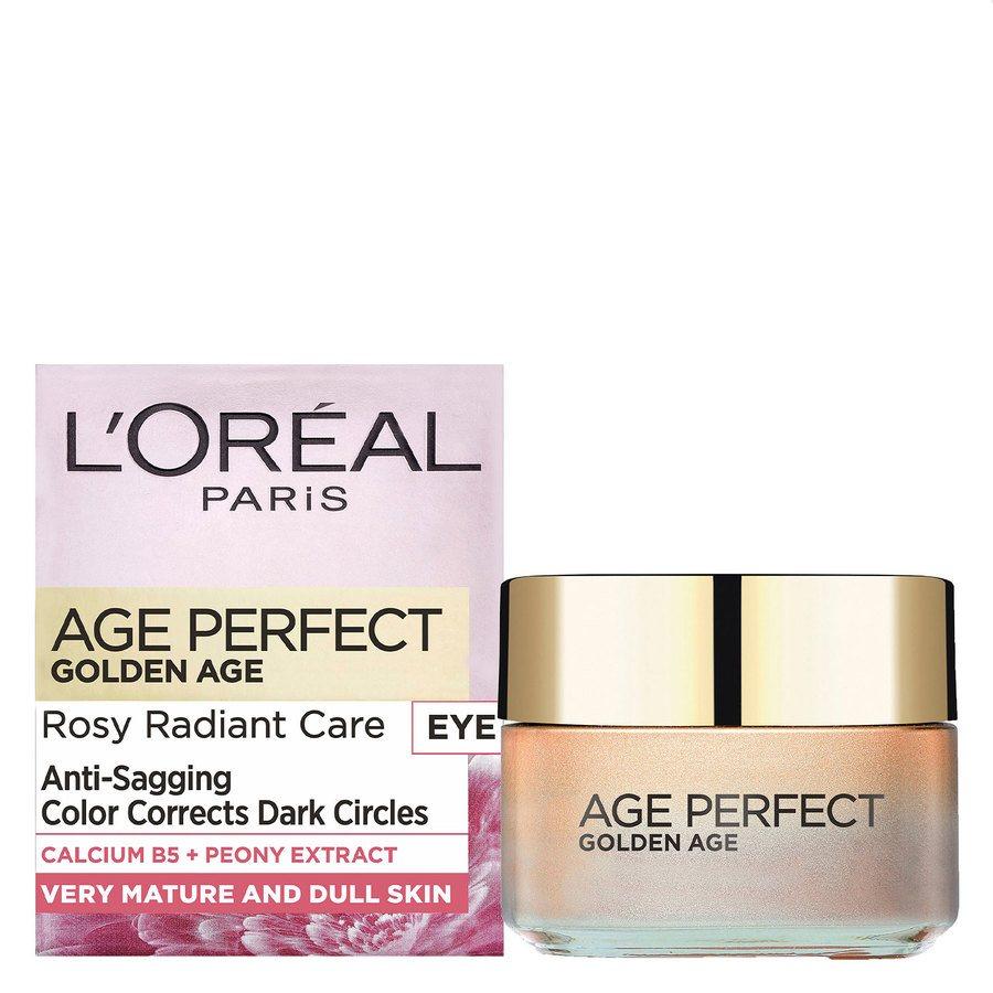 L'Oréal Paris Age Perfect Golden Age Rosy Eye Cream 15ml