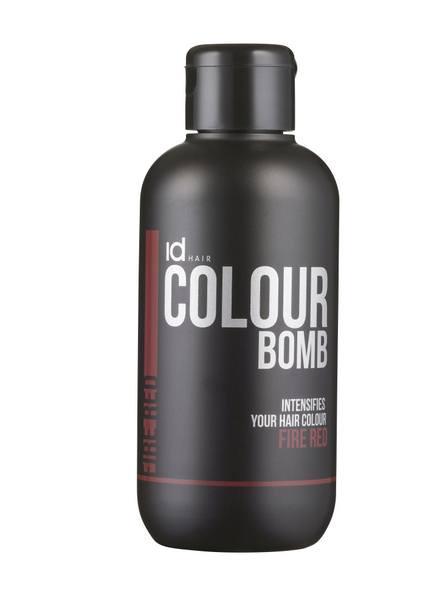 Id Hair Colour Bomb Fire Red 250ml