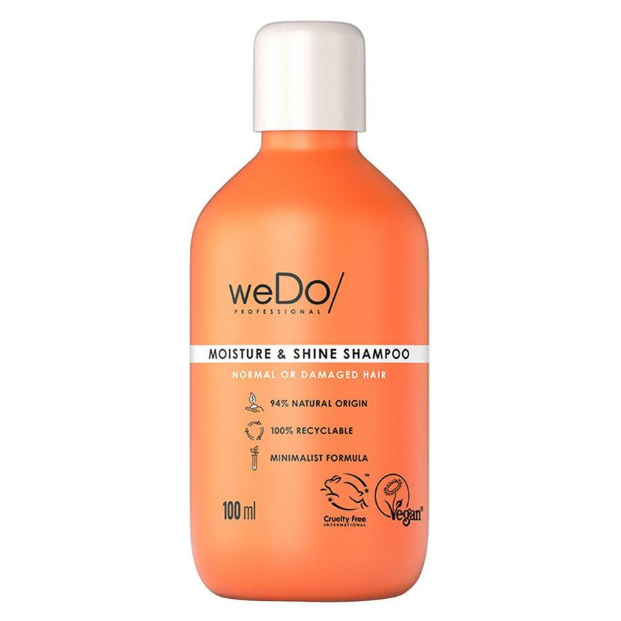 weDo/ Moisture & Shine Shampoo 100ml