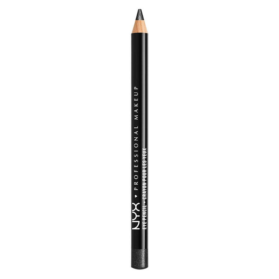 NYX Professional Makeup Slim Eye Pencil Black Shimmer