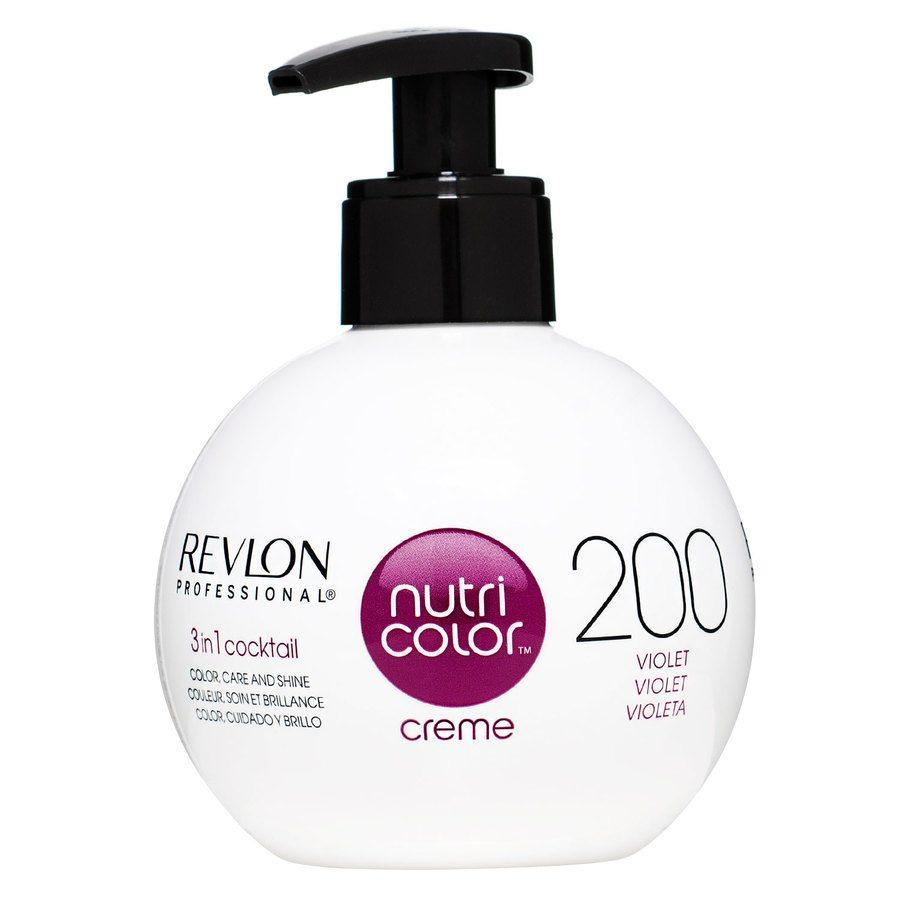 Revlon Professional Nutri Color Creme #200 Violet 270ml