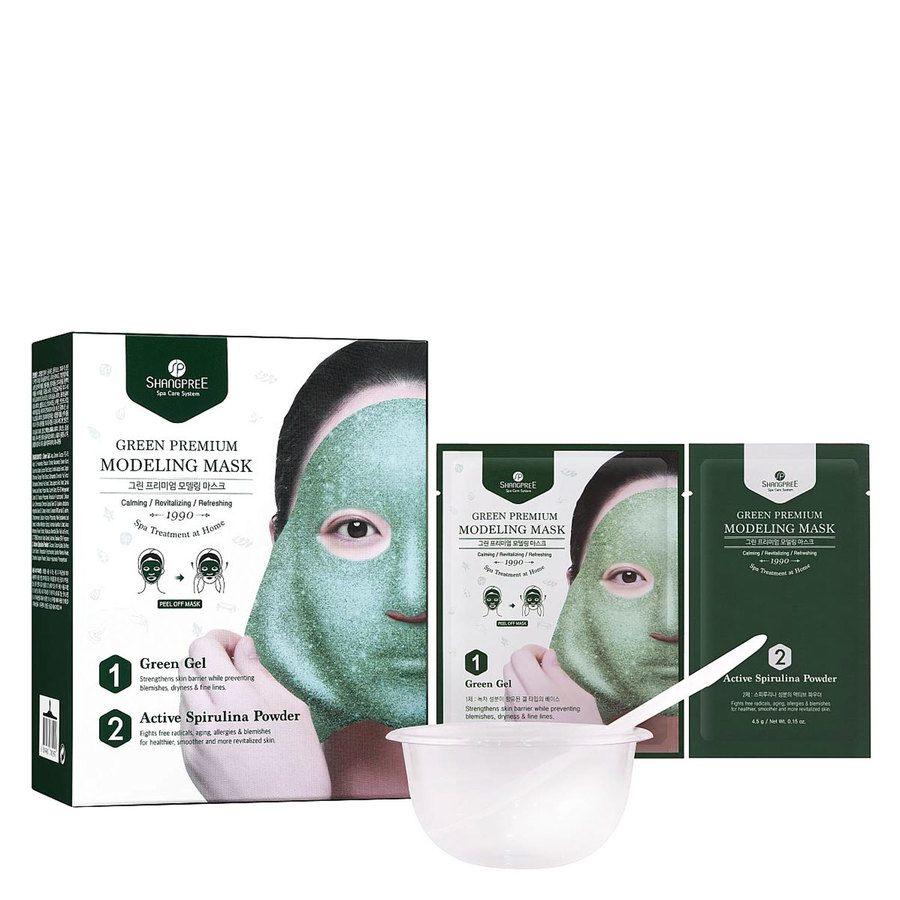 Shangpree Green Premium Modeling Mask 50ml