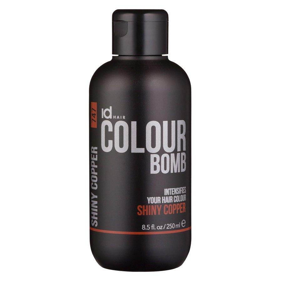 Id Hair Colour Bomb Shiny Copper 250ml