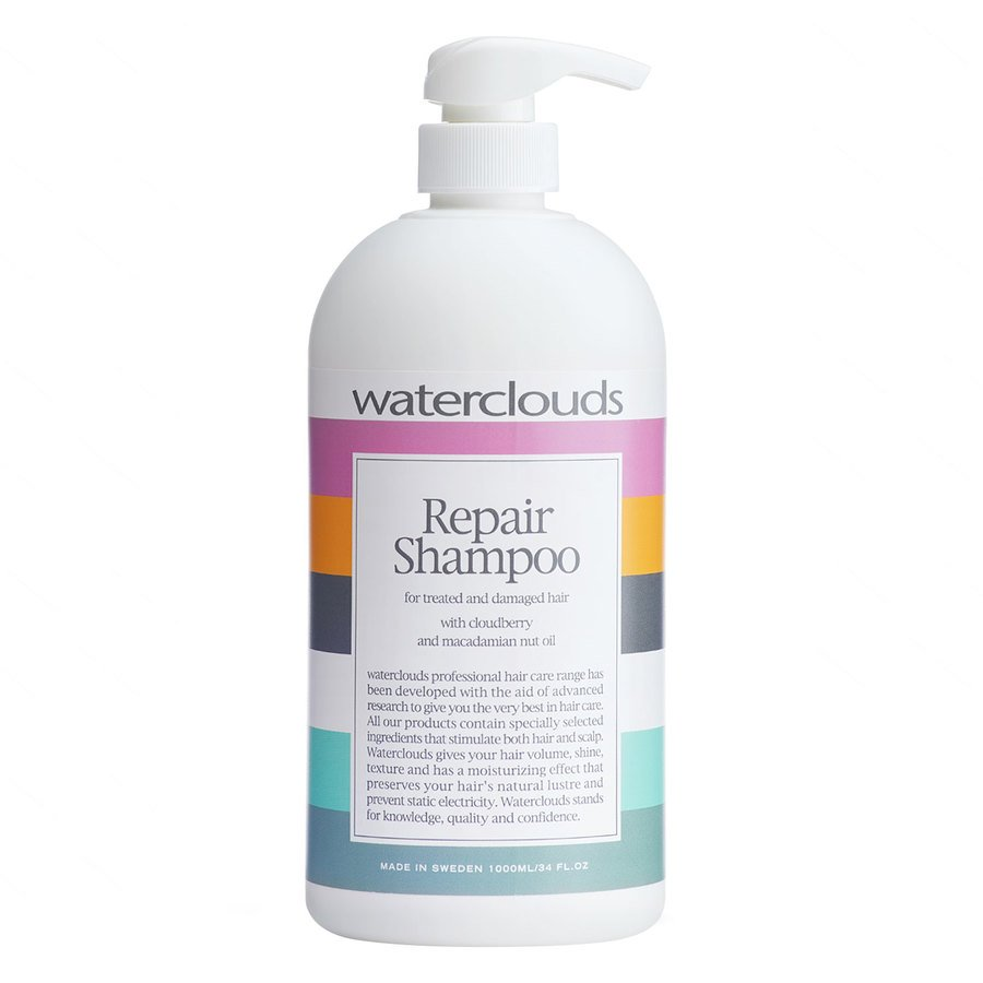 Waterclouds Repair Shampoo 1000ml