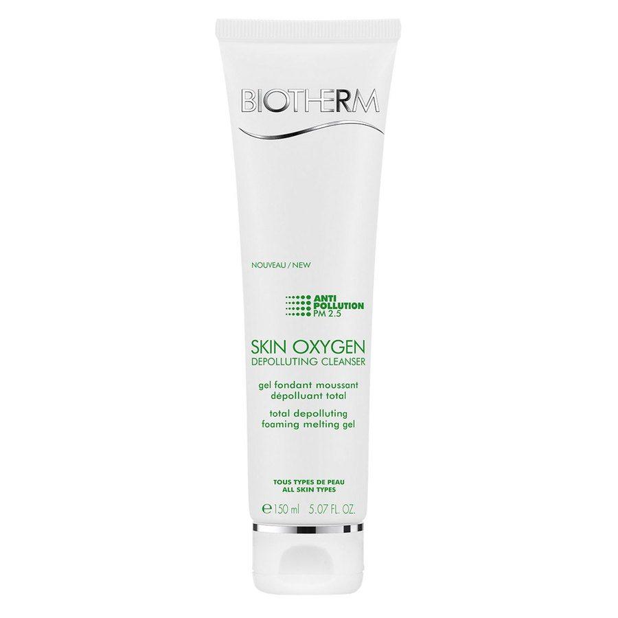Biotherm Skin Oxygen Depolluting Cleanser Meldting Gel 150ml