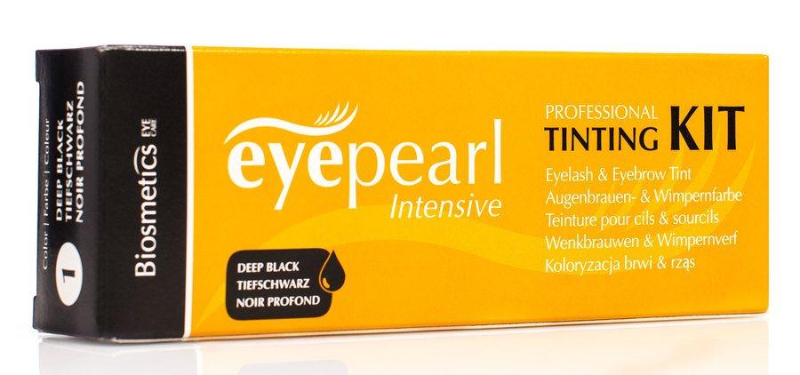 Intensive Vippe & Brynsfarge Deep Black Kit