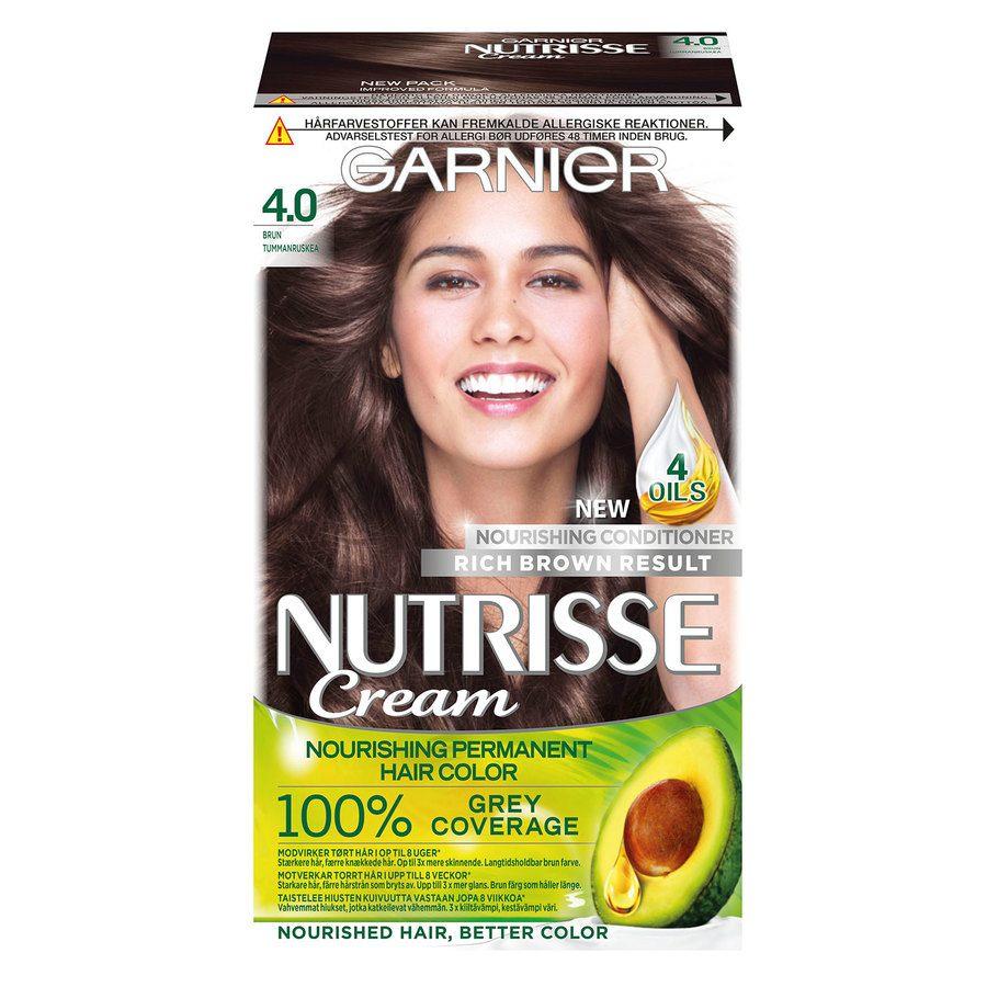 Garnier Nutrisse Cream 4 Brun