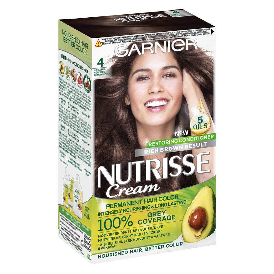 Garnier Nutrisse Cream 4