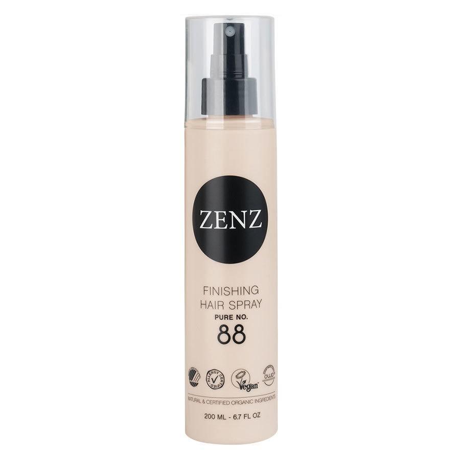 Zenz Organic No. 88  Hair Spray Strong Hold 200ml