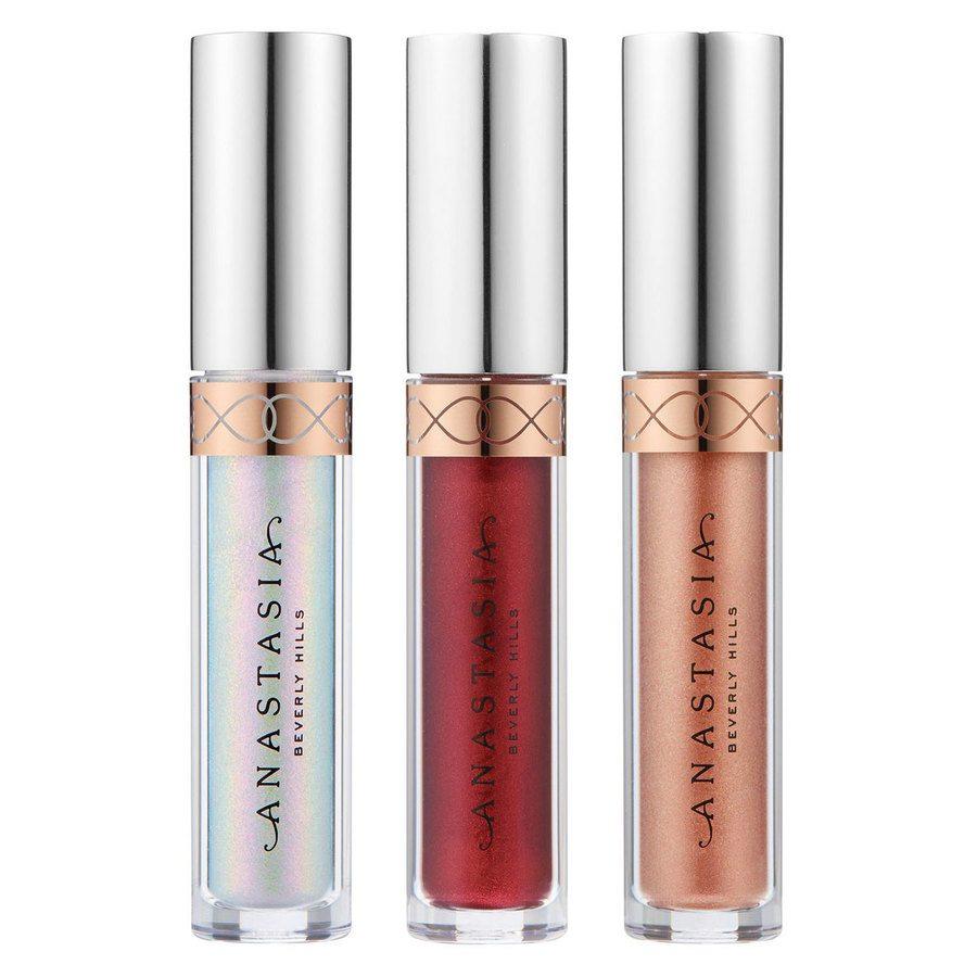 Anastasia Beverly Hills Mini Metallic Liquid Lipstick Kit