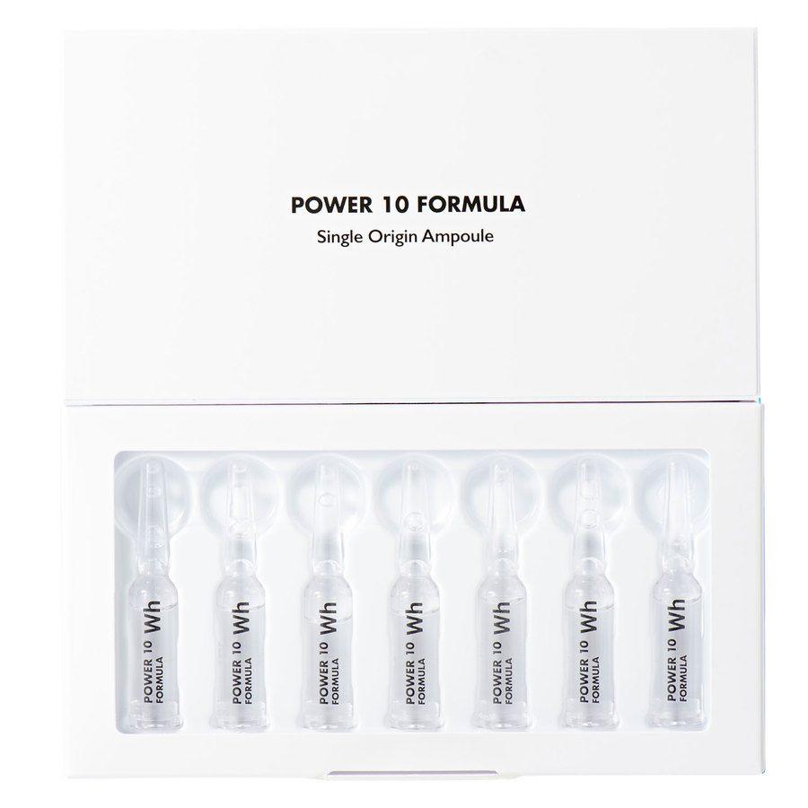 It'S Skin Power 10 Formula WH Single Origin Ampoule 7x1,7ml