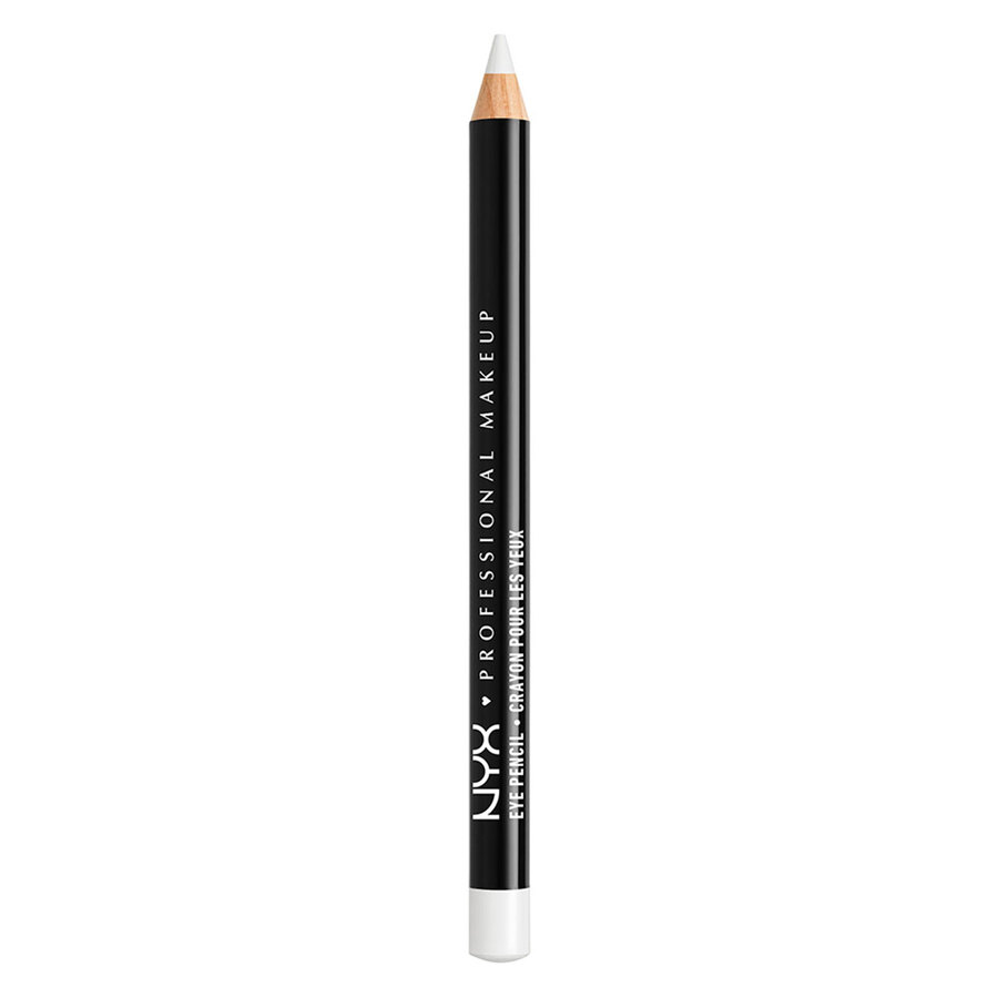 NYX Professional Makeup Slim Eye Pencil White