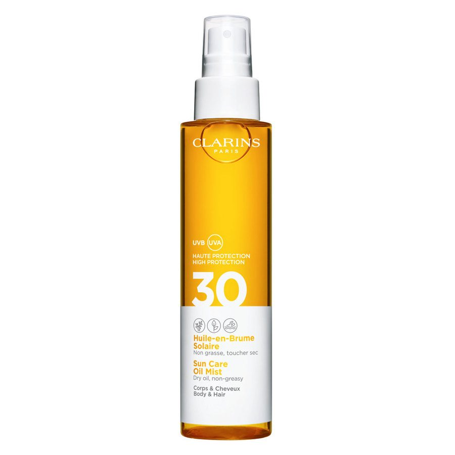 Clarins Sun Care Body Oil Mist SPF30 150ml