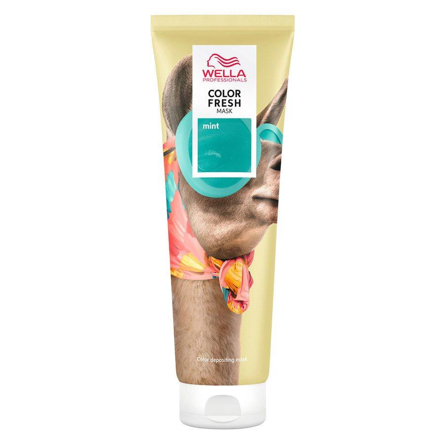 Wella Professionals Color Fresh Mask Mint 150ml