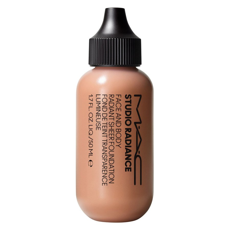 MAC Cosmetics Studio Radiance Face And Body Radiant Sheer Foundation W3 50ml