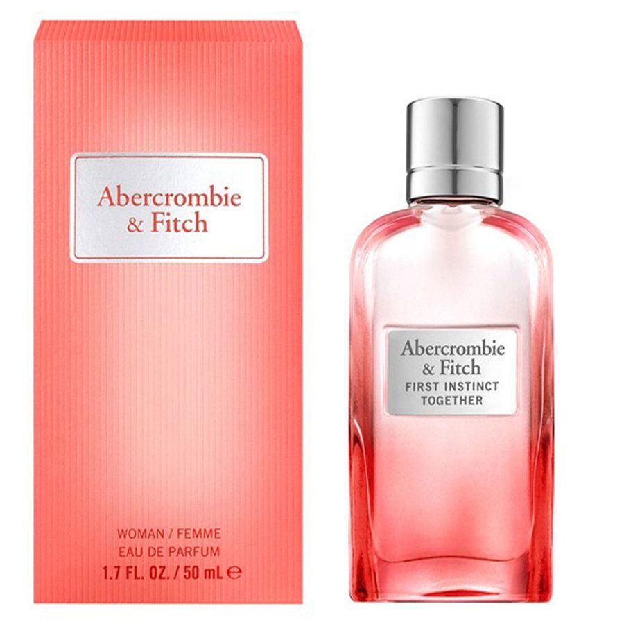 Abercrombie & Fitch First Instinct Together Woman Eau De Parfum 50ml