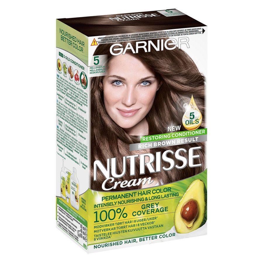 Garnier Nutrisse Cream 5.0