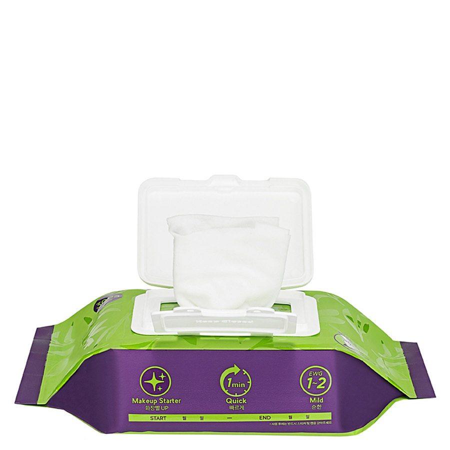 Holika Holika Pure Essence Morning Mask Pack Green Tea 30pcs