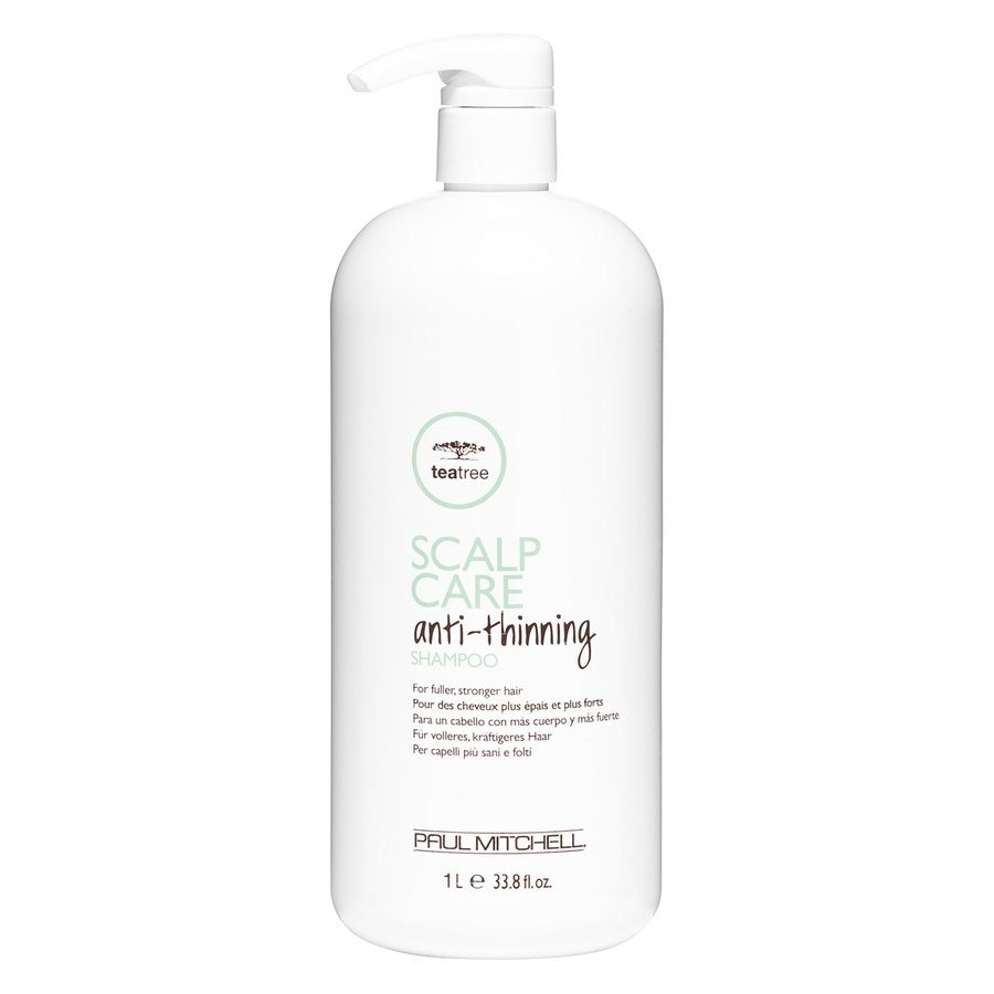 Paul Mitchell Tea Tree Anti-Thinning Shampoo 1000ml