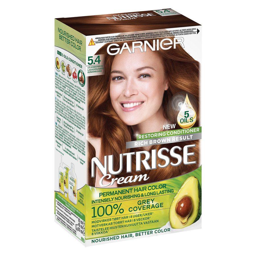 Garnier Nutrisse Cream 5.4