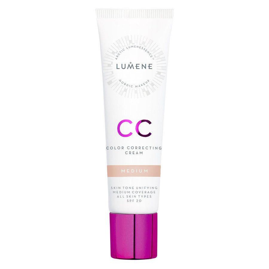 Lumene CC Color Correcting Cream Medium SPF20 30ml