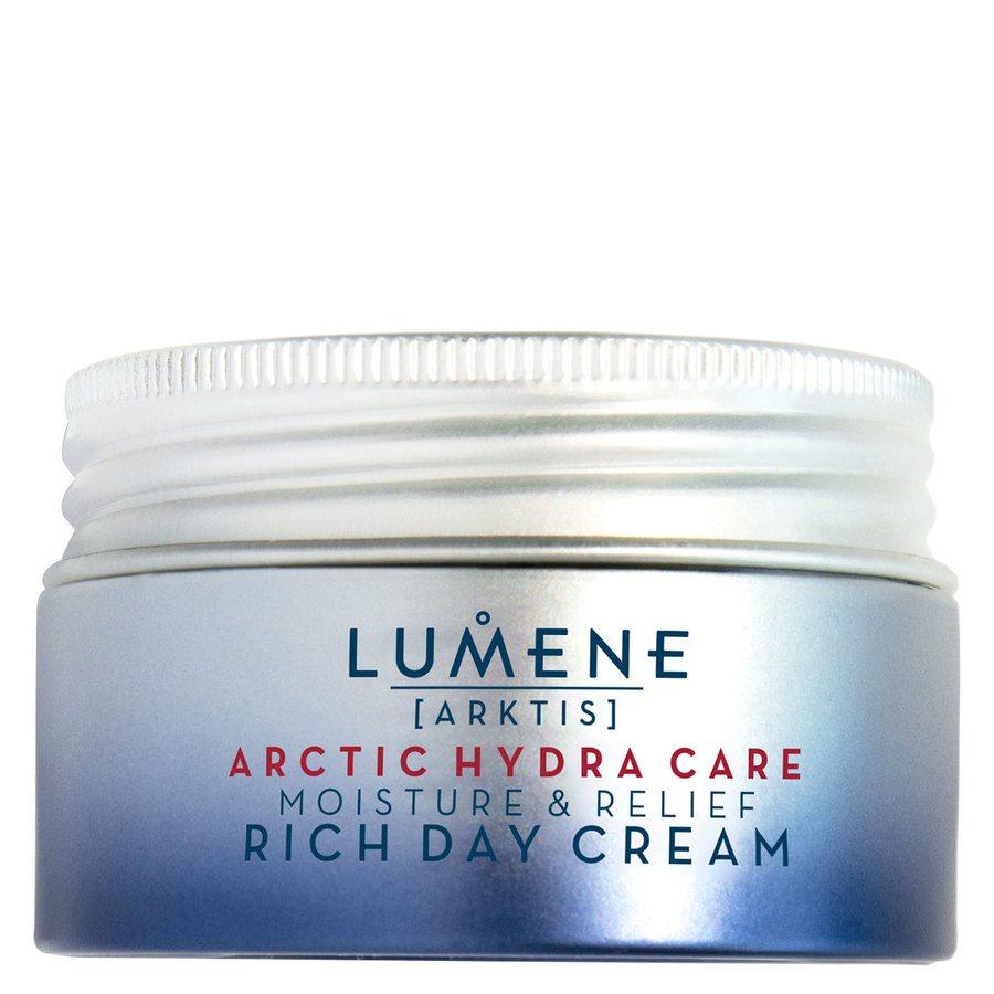 Lumene  Artic Hydra Care Moisture & Relief Rich Day Cream 50ml