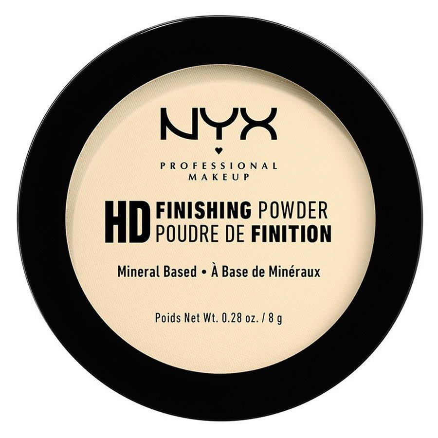 NYX Professional Makeup High Definition Finishing Powder Banana 8g