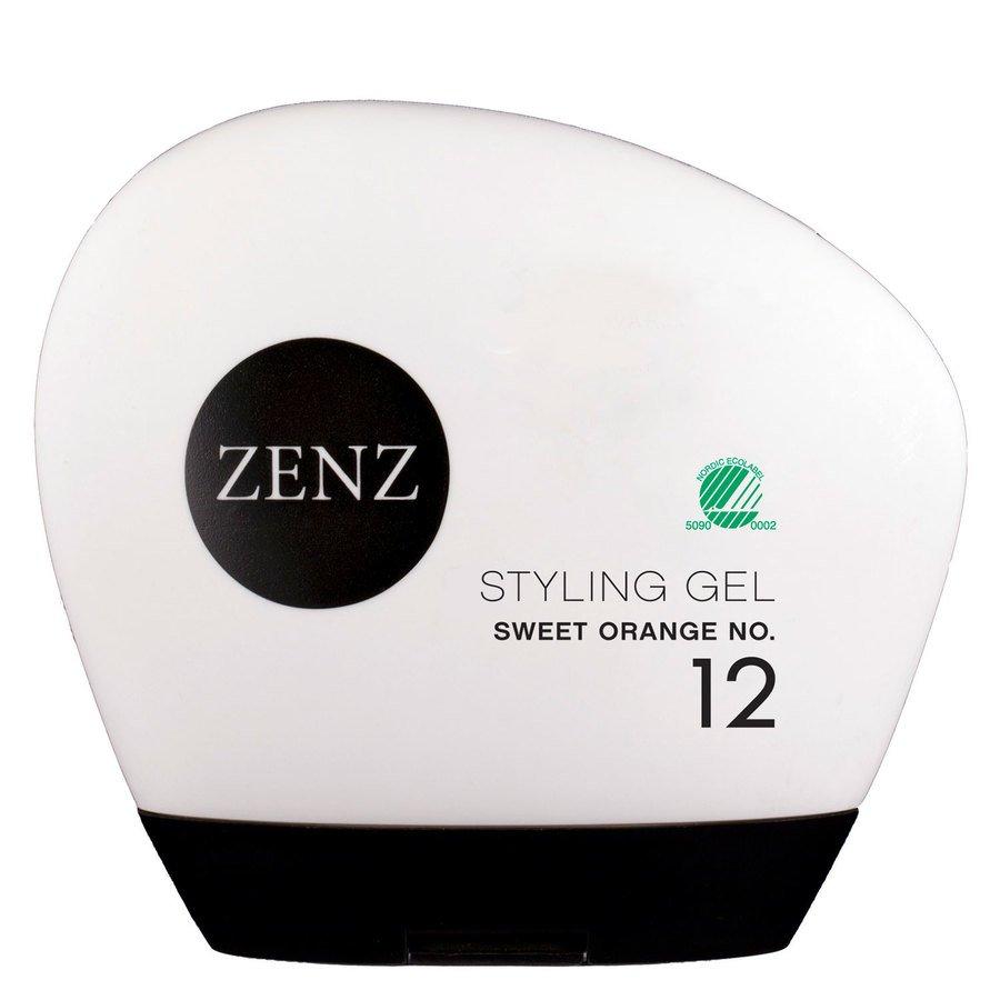 Zenz Organic No. 12 Styling Gel Sweet Orange 130ml