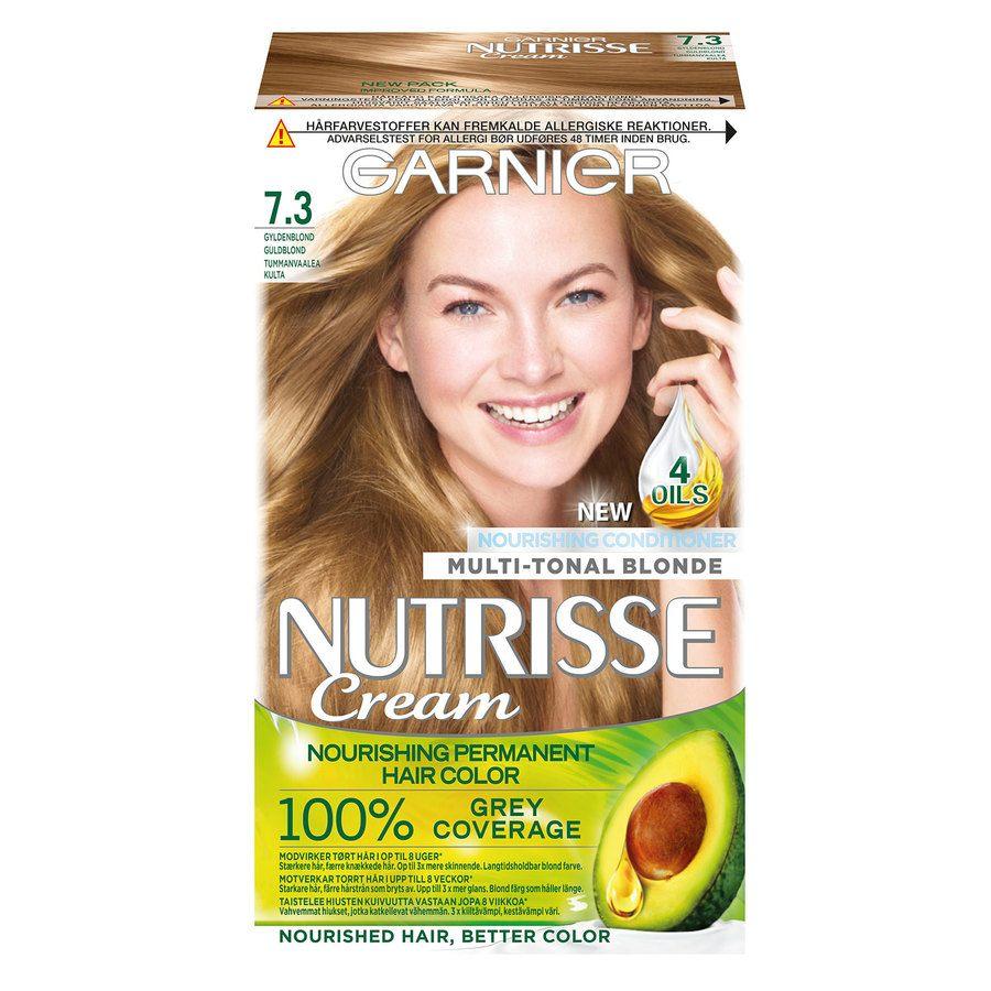 Garnier Nutrisse Cream 7,3 Gyldenblond