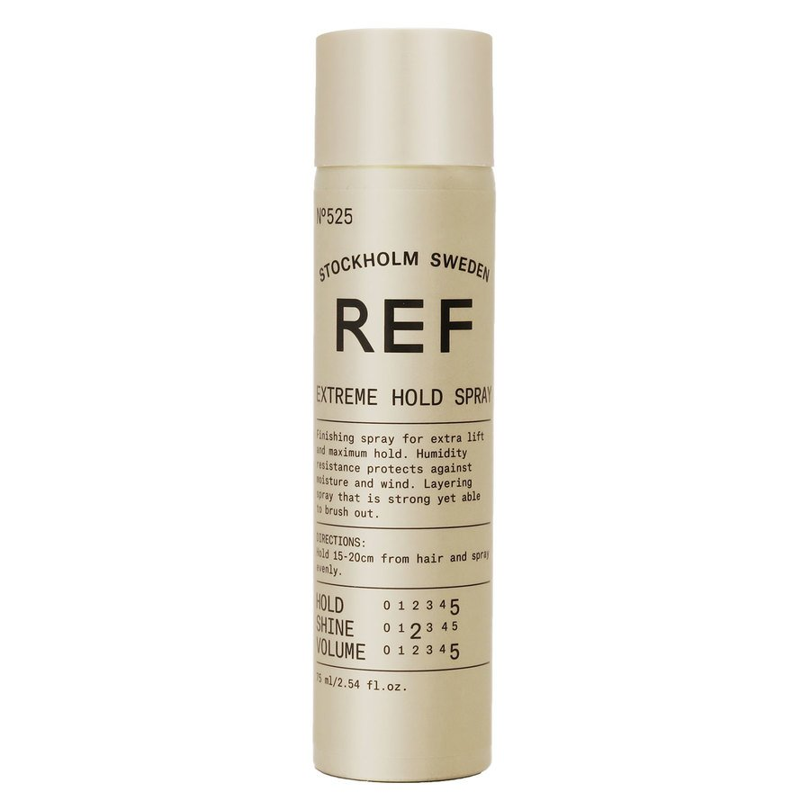 REF Extreme Hold Spray 75ml