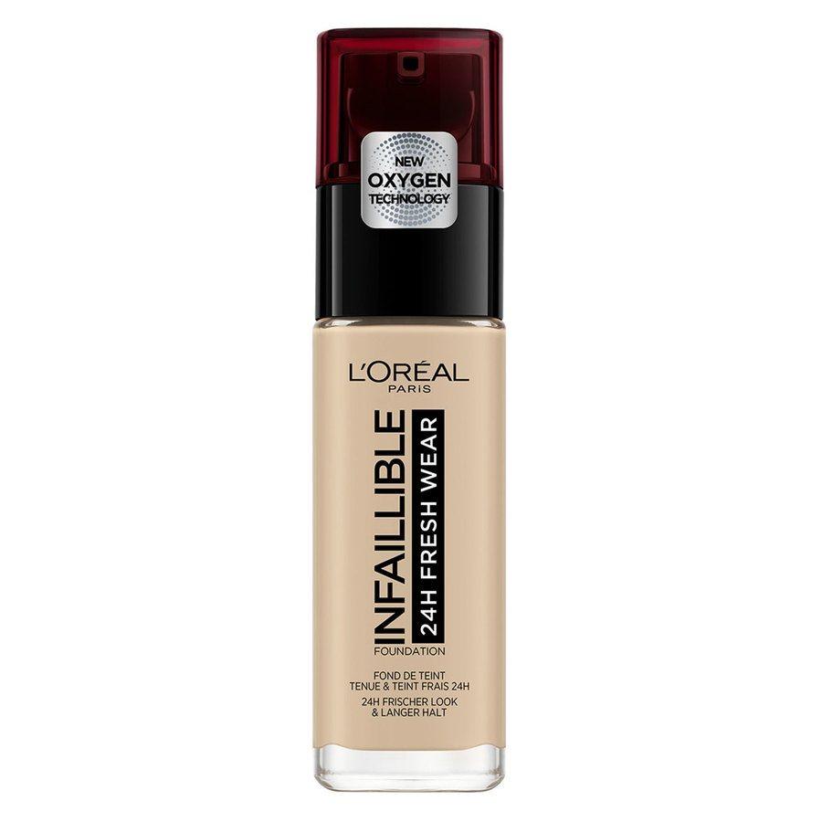 L'Oréal Paris Infaillible 24H Fresh Wear Foundation #130 True Beige 30ml