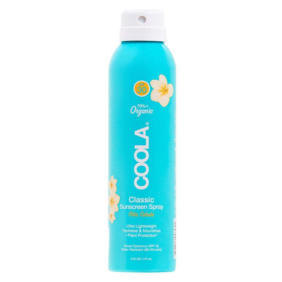 Coola Classic Spray SPF30 Pina Colada 177ml
