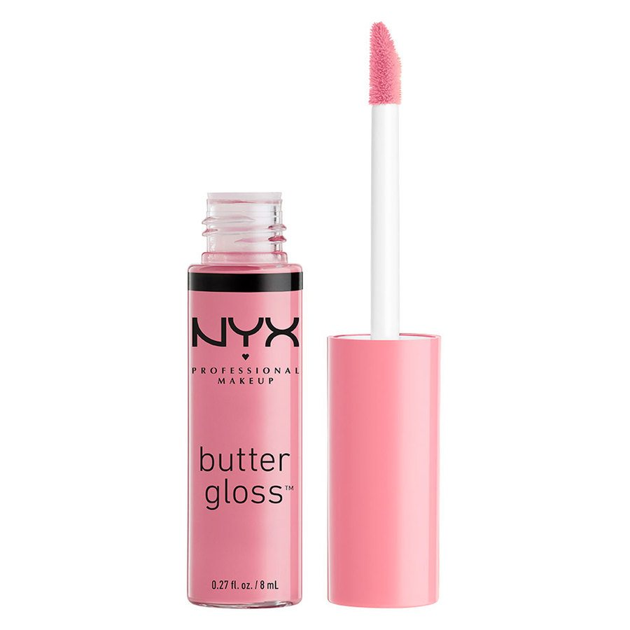 NYX Professional Makeup Butter Gloss Éclair 8ml BLG02
