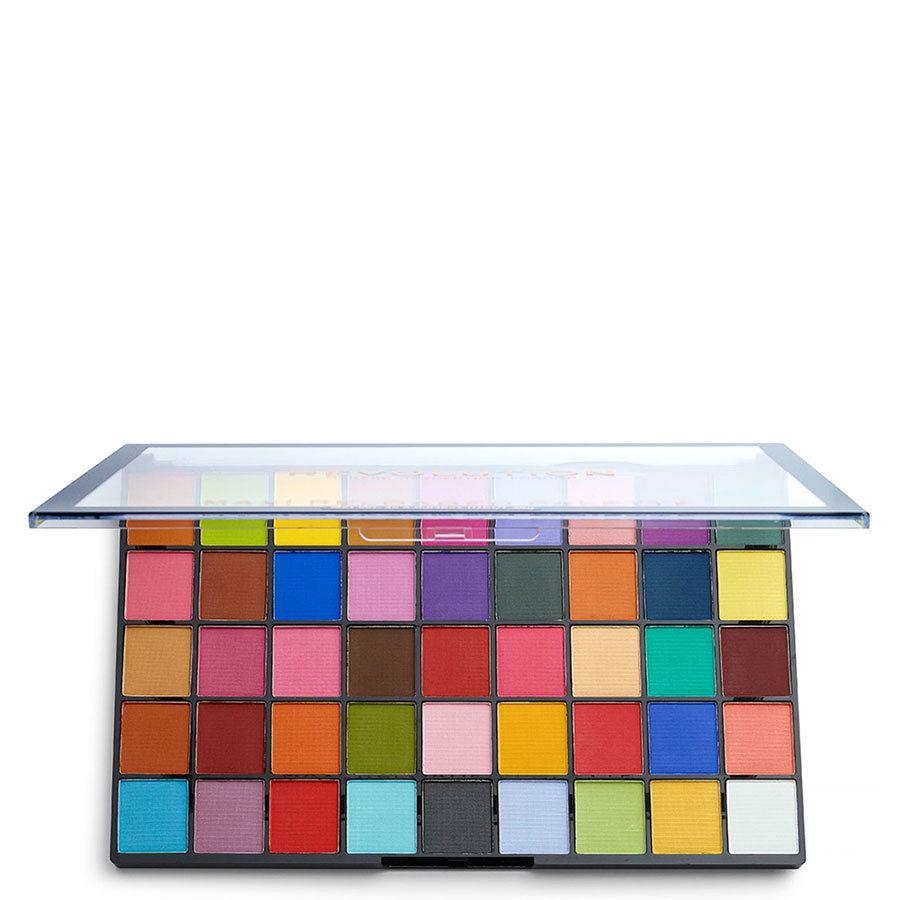 Makeup Revolution Maxi Reloaded Palette Monster Mattes 61g