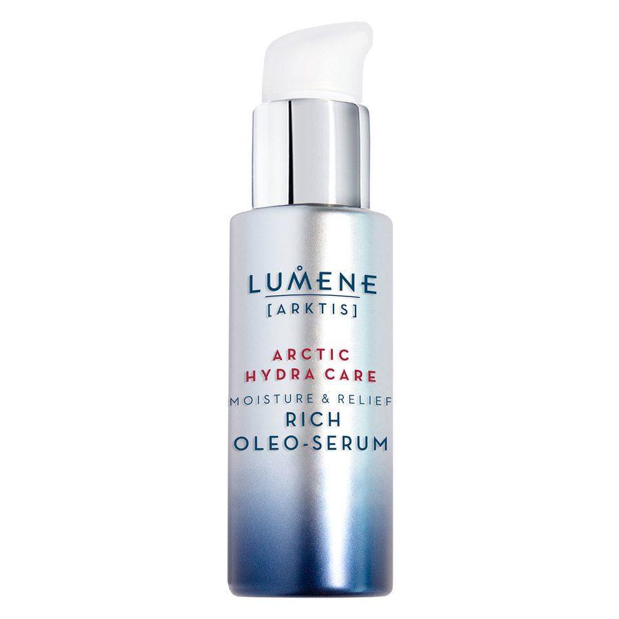 Lumene Artic Hydra Care Moisture & Relief Rich Oleo-serum 30ml