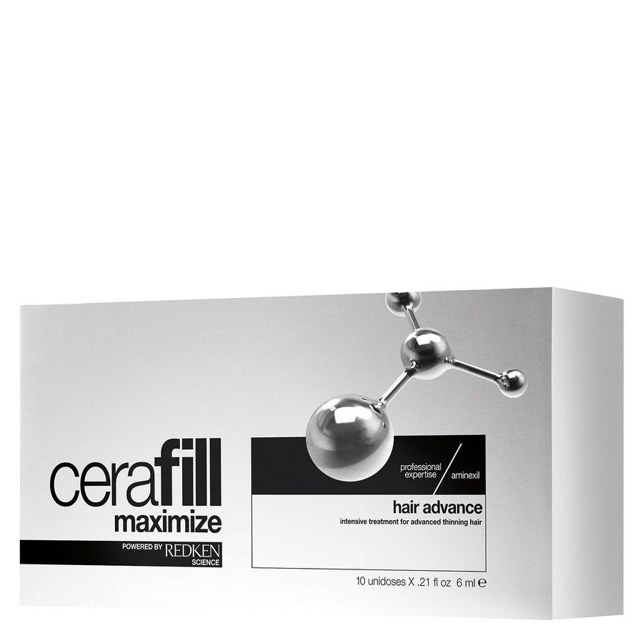Redken Cerafill Maximize Hair Advance Treatment