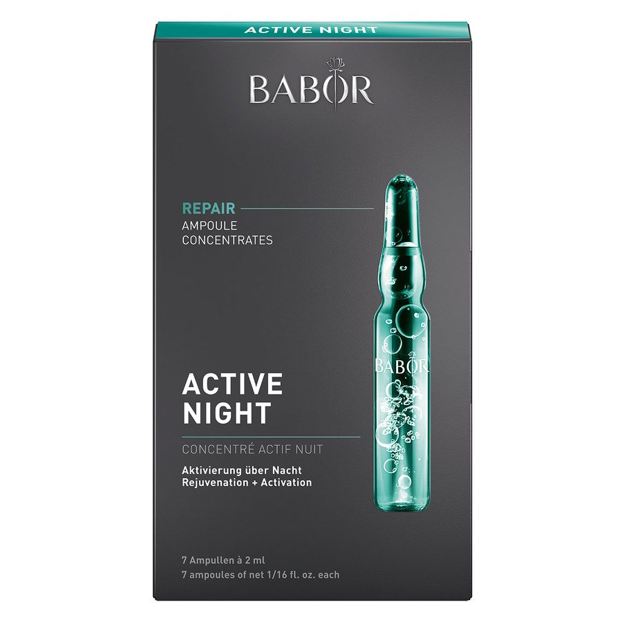 Babor Ampoule Concentrates Repair Active Night 7x2ml