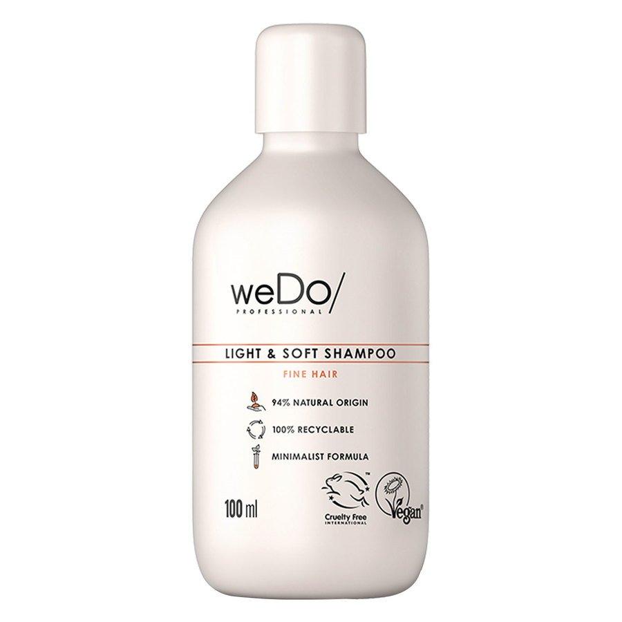 weDo/ Light & Soft Shampoo 100ml