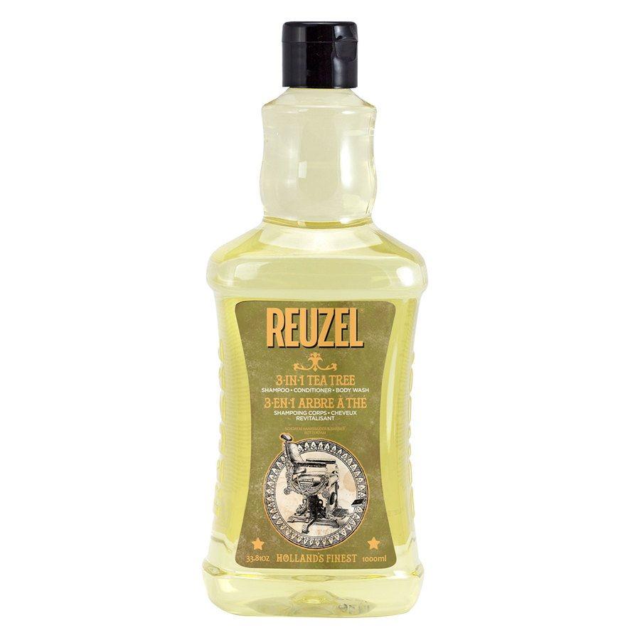 Reuzel 3-In-1 Tea Tree 1000ml
