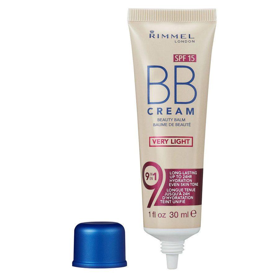 Rimmel London Match Perfection BB Cream #000 Very Light 30ml