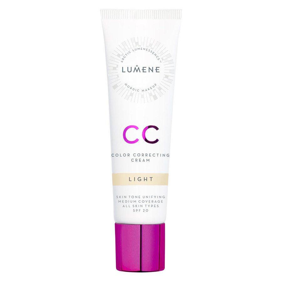 Lumene CC Color Correcting Cream Light SPF20 30ml