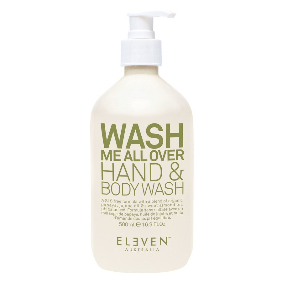 Eleven Australia Wash Me All Over Hand & Body Wash 500ml