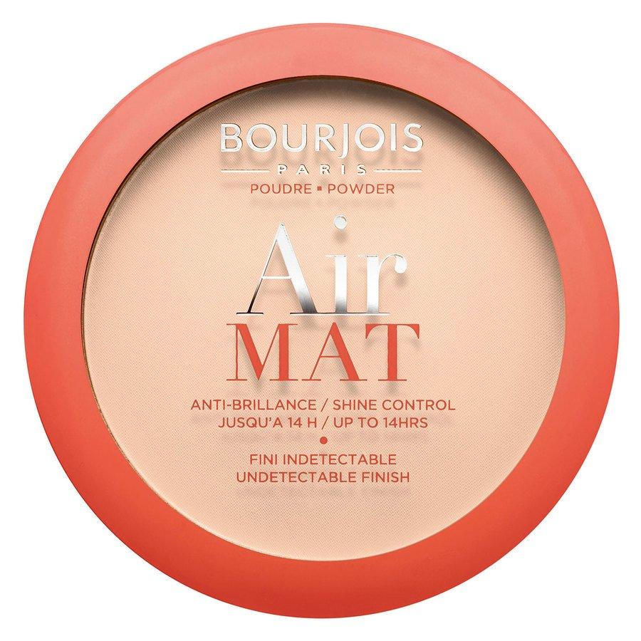 Bourjois Air Mat Compact Powder 01 Rose Ivory 10g