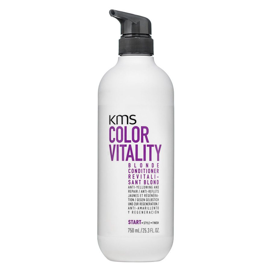 KMS Color Vitality Blonde Conditioner 750ml