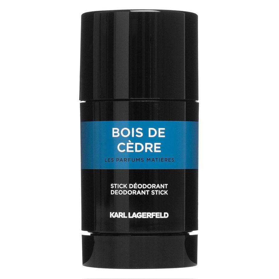 Karl Lagerfeld Bois De Cedre Men Deodorant Stick 75gr
